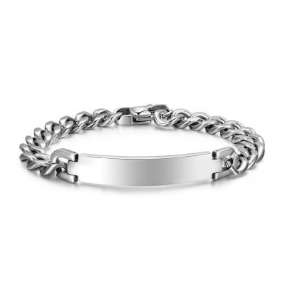 Nice Chain Design 925 Sterling Silver Bracelet
