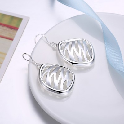 Nice Design S925 Silver Earrings