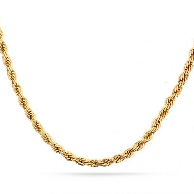 Gold Color Titanium Steel Chains